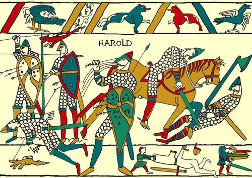 Histoire de Harold Godwinson (3)