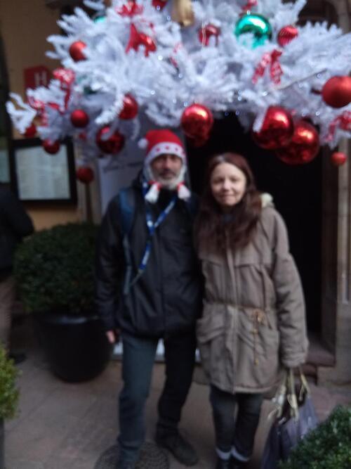 Marchés de Noël à Strasbourg le 09/12/18