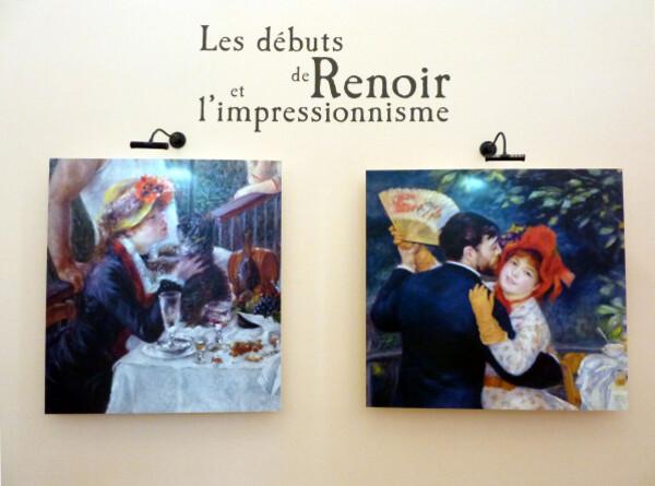 5 - Les débuts de Renoir et l'impressionisme