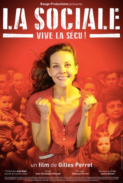 « Les jours heureux » Documentaire  de Gilles Perret sur le Conseil National de la Résistance de la Seconde guerre mondiale