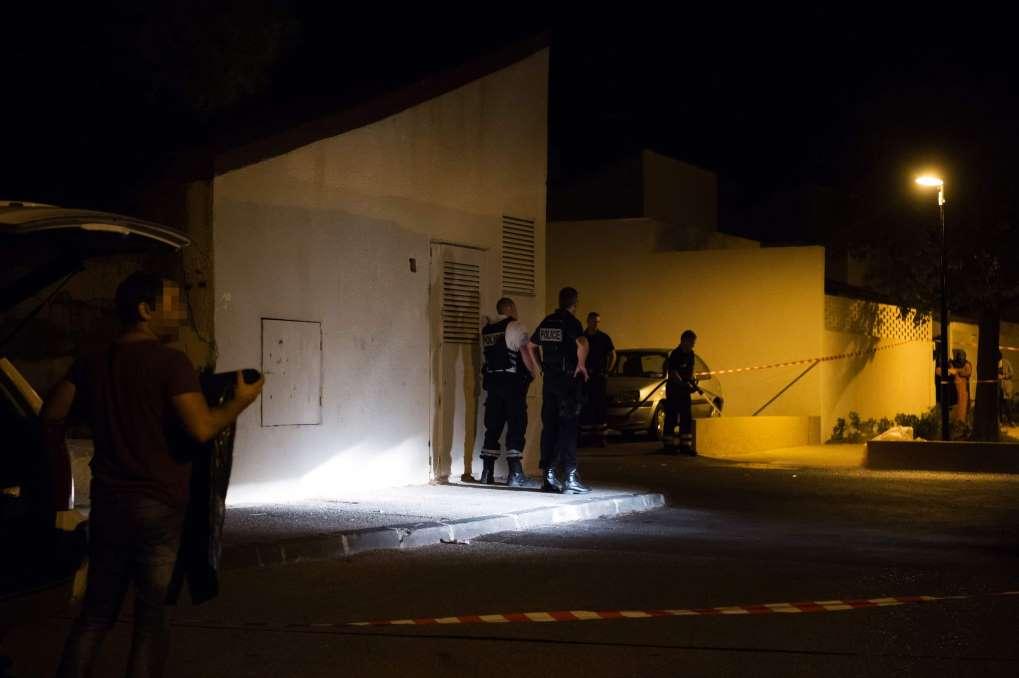 figarofr: Les secours sont intervenus quelques minutes seulement après les faits mais n'ont pas pu ranimer l'homme.