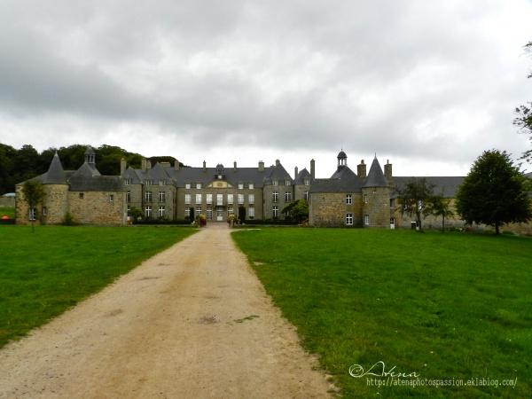 Chateau de Flamanville