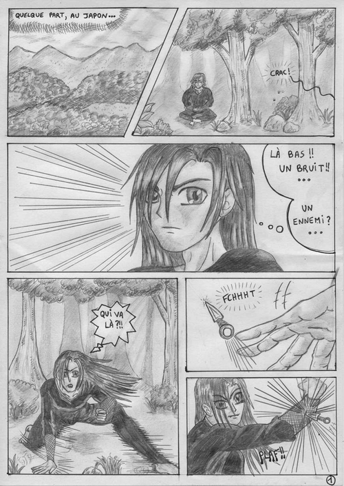 Planche 1 version colo