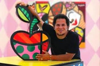 Des pommes et de l'art