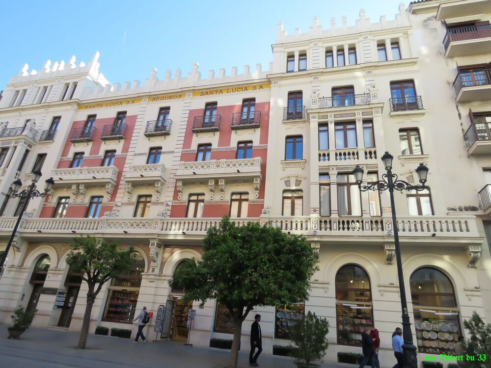 Seville en Andalousie -1