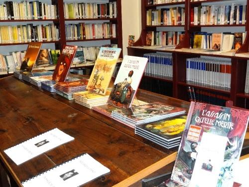 Wilfrid Lupano, scénariste de BD invité par la Bibliothèque Municipale de Châtillon sur Seine