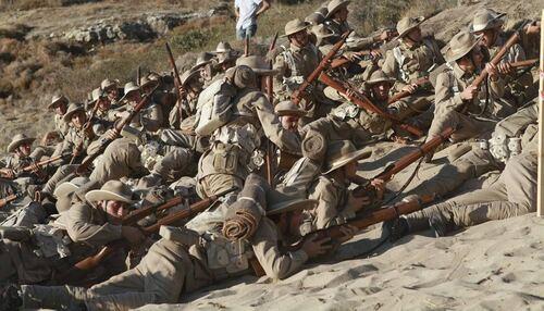 Les Dardanelles Mars 1915 à Janvier 1916