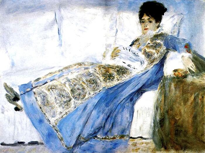 Renoir /7/  l'ami Monet