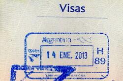 Scan des visas