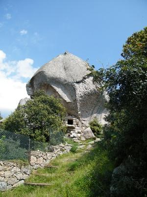 Maison de shtroumpff