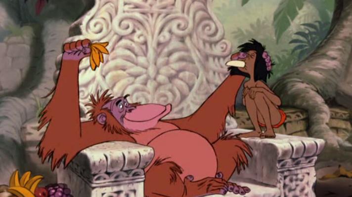 Le Livre De La Jungle Ou Scene De Menage Otaclem