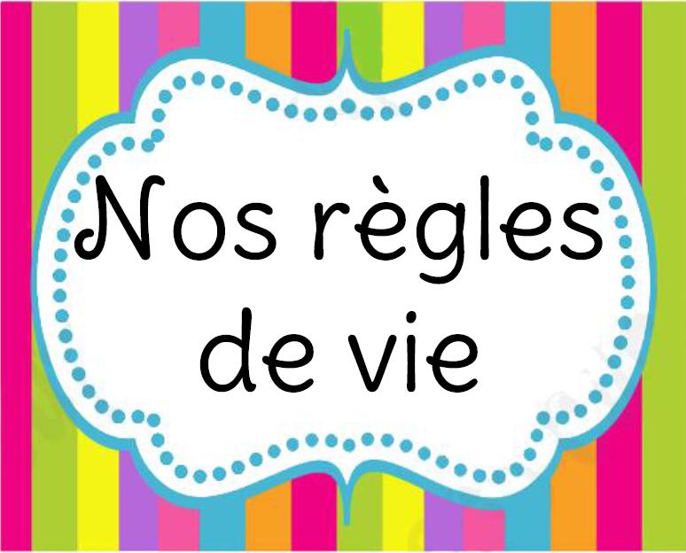 Regles De Vie 100 Images 701 131x Montessori Pinterest Classe 233 Cole Et Regle De Vie Un