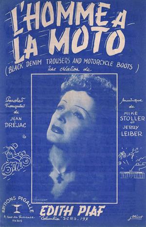 Edith Piaf aurait 100 ans aujourd'hui...