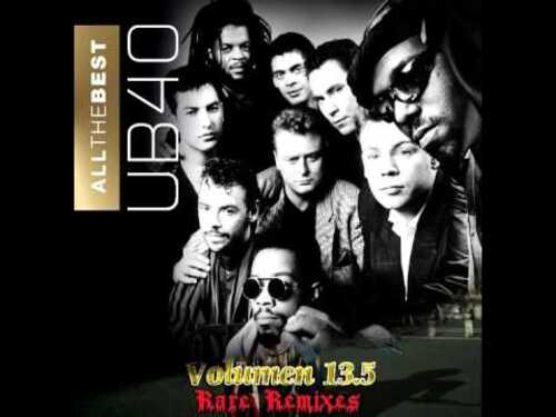 UB40 - I Can't Help Falling in Love with You  Danse)