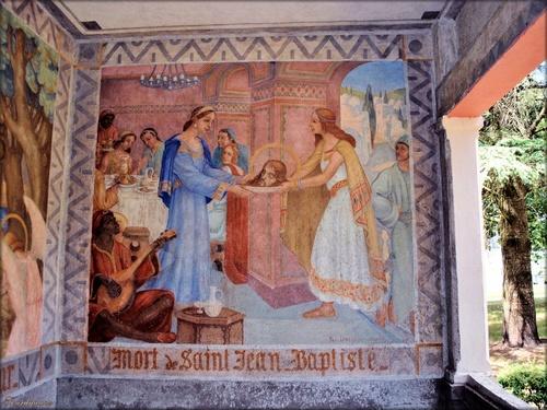 Photo de la nouvelle visitation à Pont-Château
