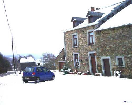 Hiver 2003 à Erpigny