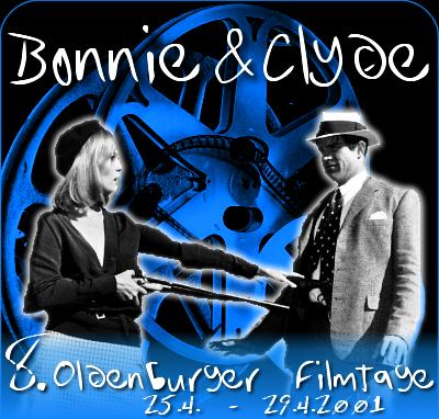 """""CINEMA.- DES AFFICHES du Film  &  *BONNIE & CLYDE*"""""