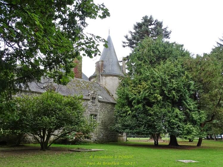 Parc Branféré - Le Guerno - Morbihan - 2017