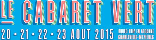 CABARET VERT 2015