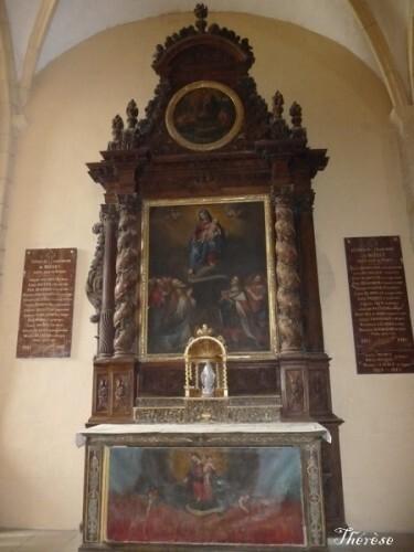 Mièges - intérieur de l'Eglise St-Germain (6)