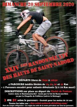 Rando VTT 2020