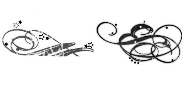 arabesques étoilé 3
