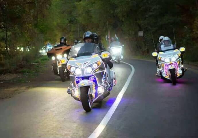Voyage moto au Maroc..