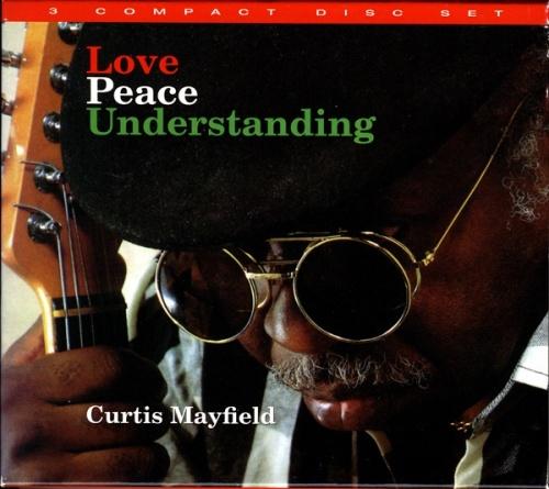 "1997 : CD "" Love , Peace , Understanding "" Sequel Records NXT CD 286 [ UK ]"