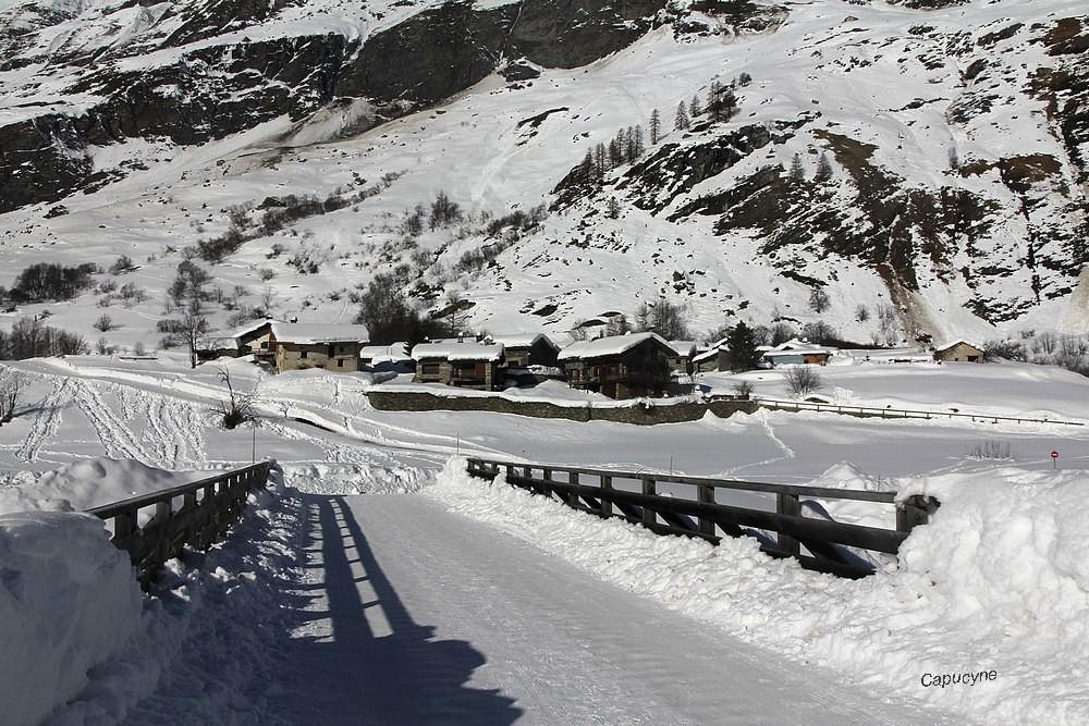Neige : Villages féériques (2)