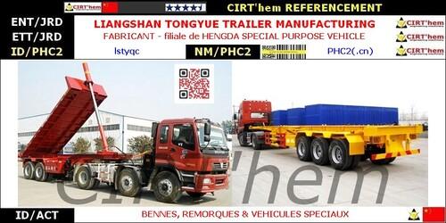 LIANGSHAN TONGYUE TRAILER MANUFACTURING
