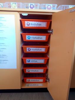Ateliers autonomes : les octofuns