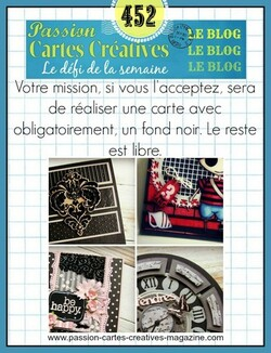 Passion Cartes Créatives #452