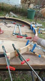 L'atelier des coureurs des bois