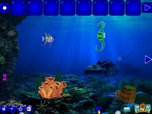Jouer à Underwater ocean escape