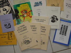 CV complet - expositions, publications Poiré Guallino