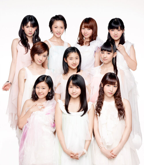 The Best!~Updated Morning Musume。~