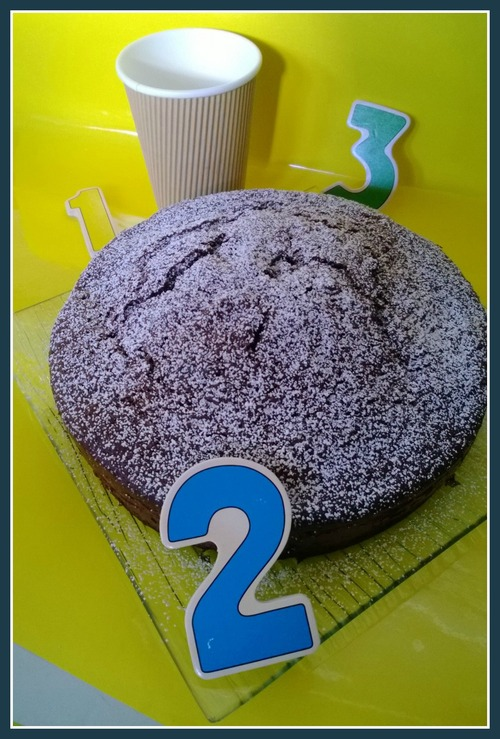 Le gâteau 1,2,3 )))