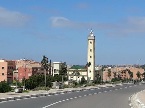 Aït Baha et sa belle mosquée