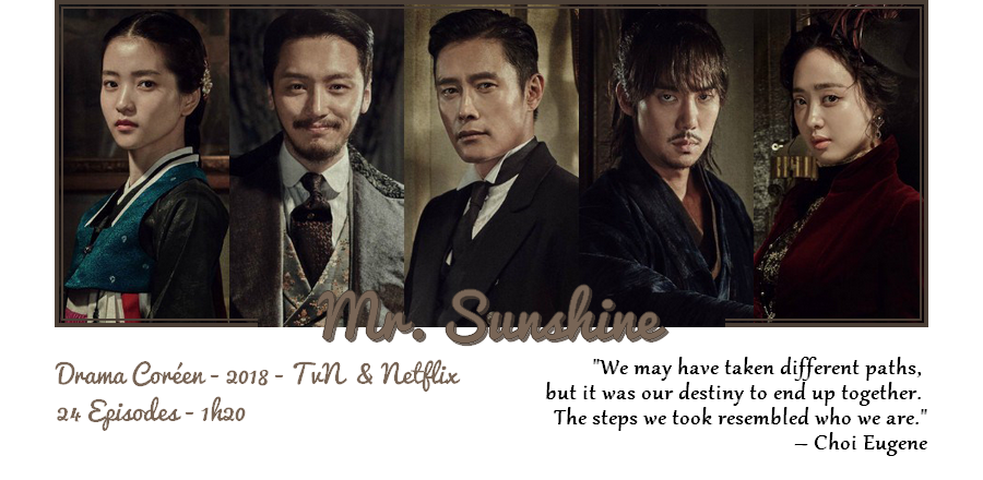 Drama | Mr. Sunshine - Collaboration