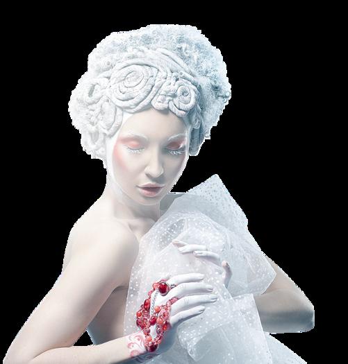 Femmes en blanc