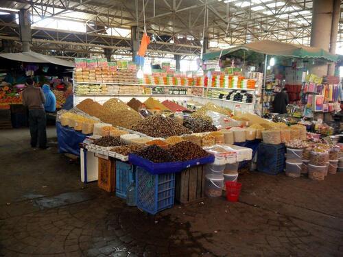 Les fruits secs et les épices