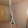 Pose du placo des cloisons de l\'étage (7)