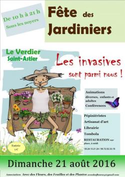 21 Août 2016 Fête des Jardiniers ST ASTIER 24
