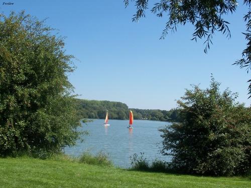 Le Lac du Héron à Villeneuve d'Ascq (suite)