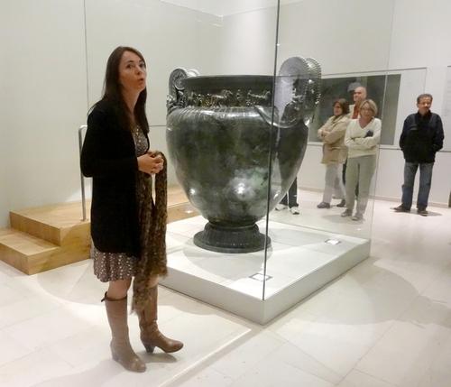 La découverte de l'art Gaulois par le surréalisme, conférence de Raphaël Neuville au Musée du Pays châtillonnais-Trésor de Vix