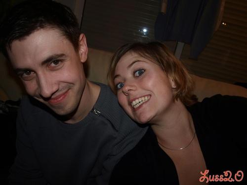 Mon chéri et moi ;-)
