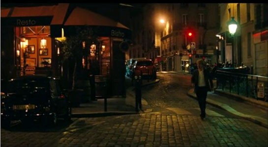 Minuit à Paris Woody Allen