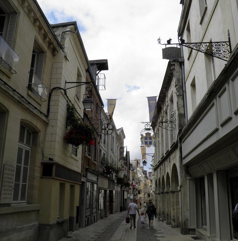 Une visite de Laon (Aisne)
