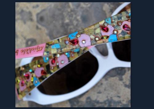 lunette rose