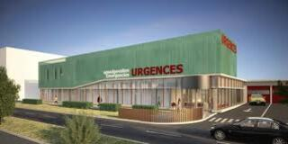 Inauguration du nouveau service des urgences aux Cliniques universitaires Saint-Luc
